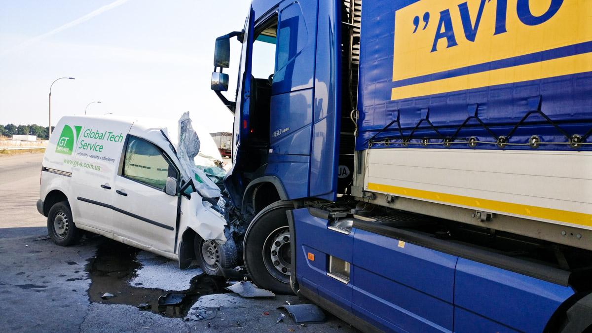 Детали аварии установит следствие