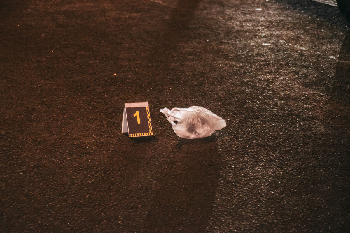 У погибшего не обнаружили ни паспорта, ни каких-либо еще документов