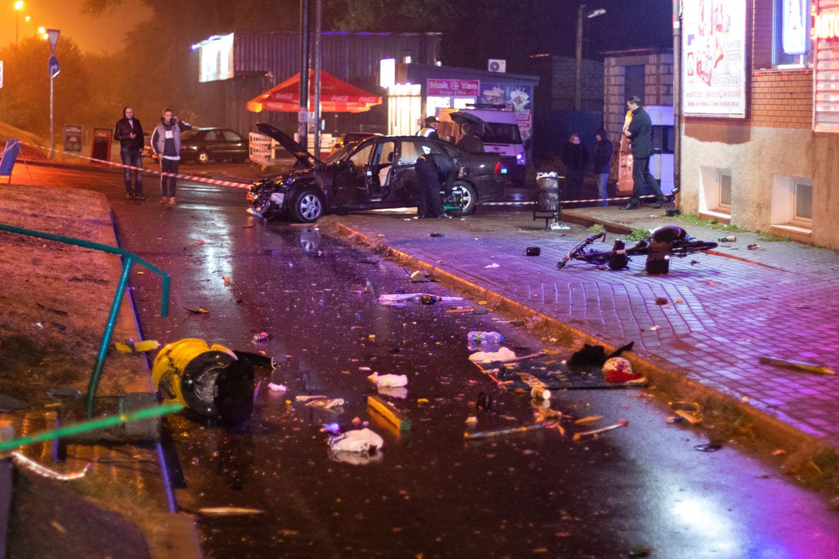 Еще два человека получили серьезные травмы