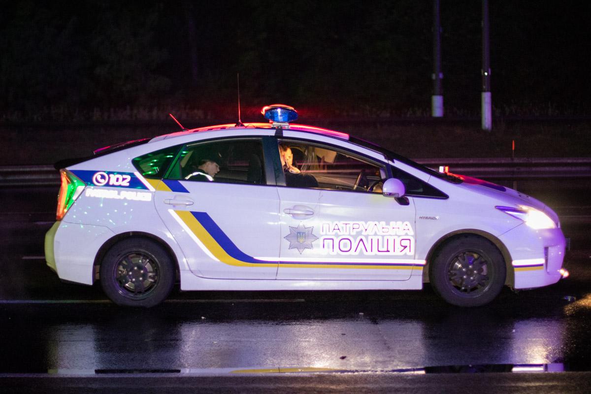Причины ДТП устанавливает полиция