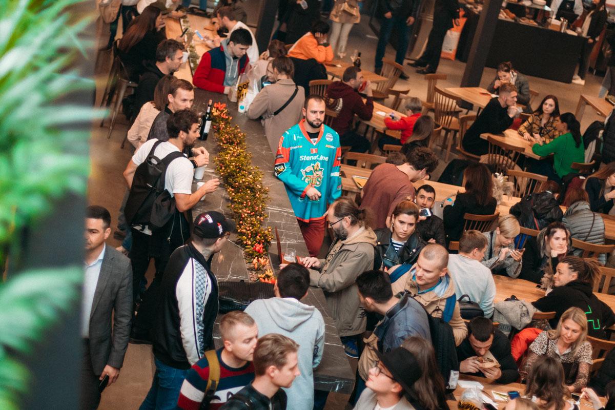 Kyiv Food Market работает в Киеве чуть меньше полугода