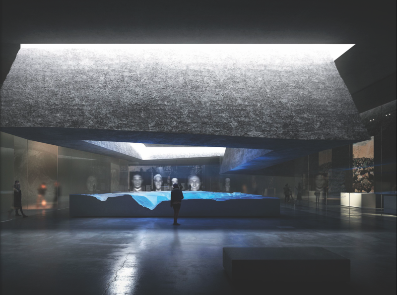 Он станет местом памяти, музеем и платформой для исследований и публичных дискуссий