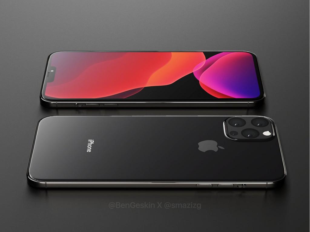 Главной особенностью новыхiPhone станет огромный тройной модуль камеры в виде квадрата