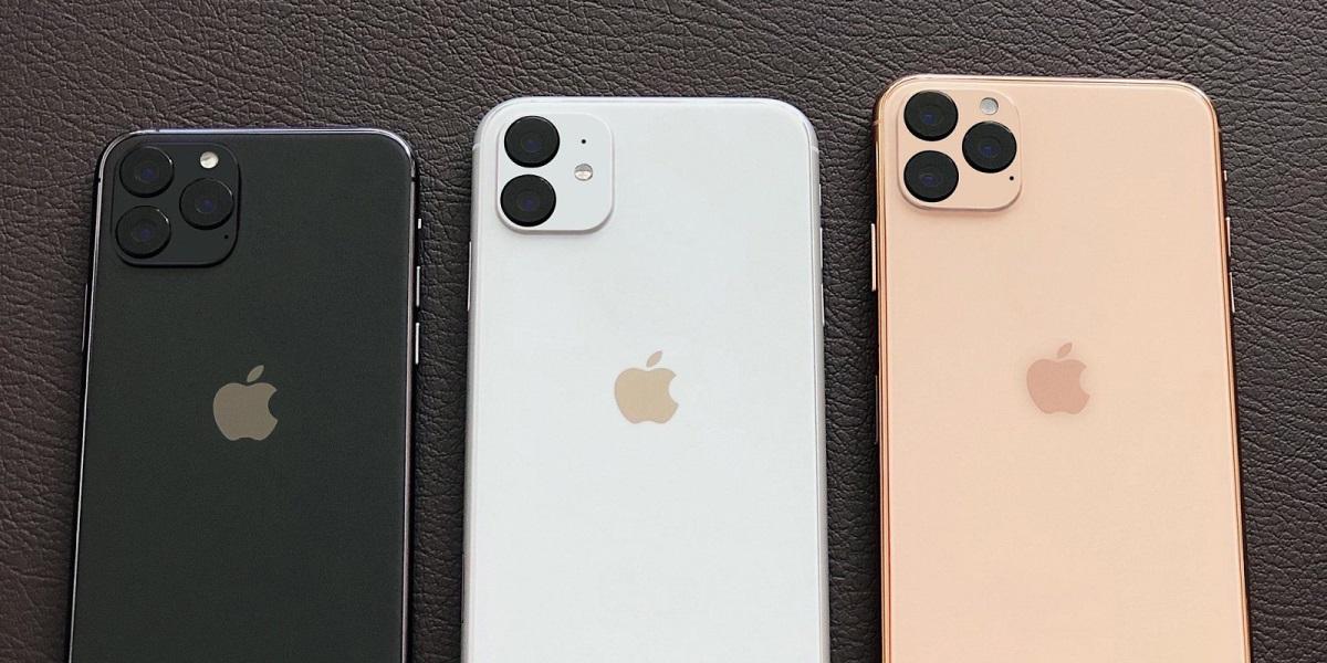В этом году компания представит три телефона: iPhone 11, iPhone 11 Pro и iPhone 11R