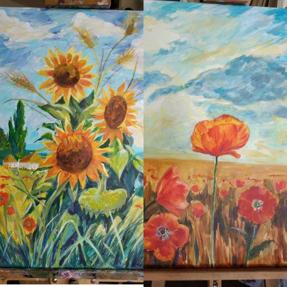 Насладиться искусством и сделать доброе дело