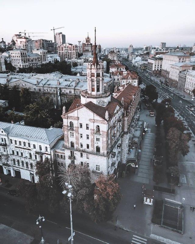 Раскрась свой город своим настроением. Фото: @anufriev.photo