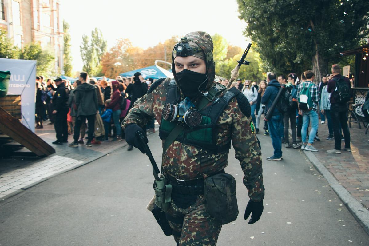 S.T.A.L.K.E.R. в Украине - больше чем игра