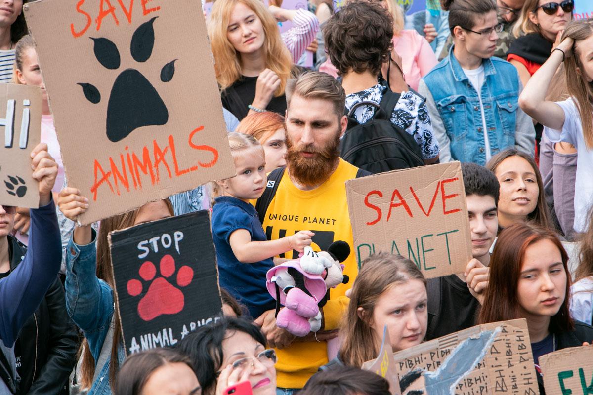 Спасение животных = спасение планеты