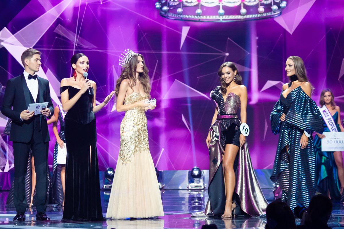 Вице-мисс Украина стала 23-летняя Валерия Кучеренко