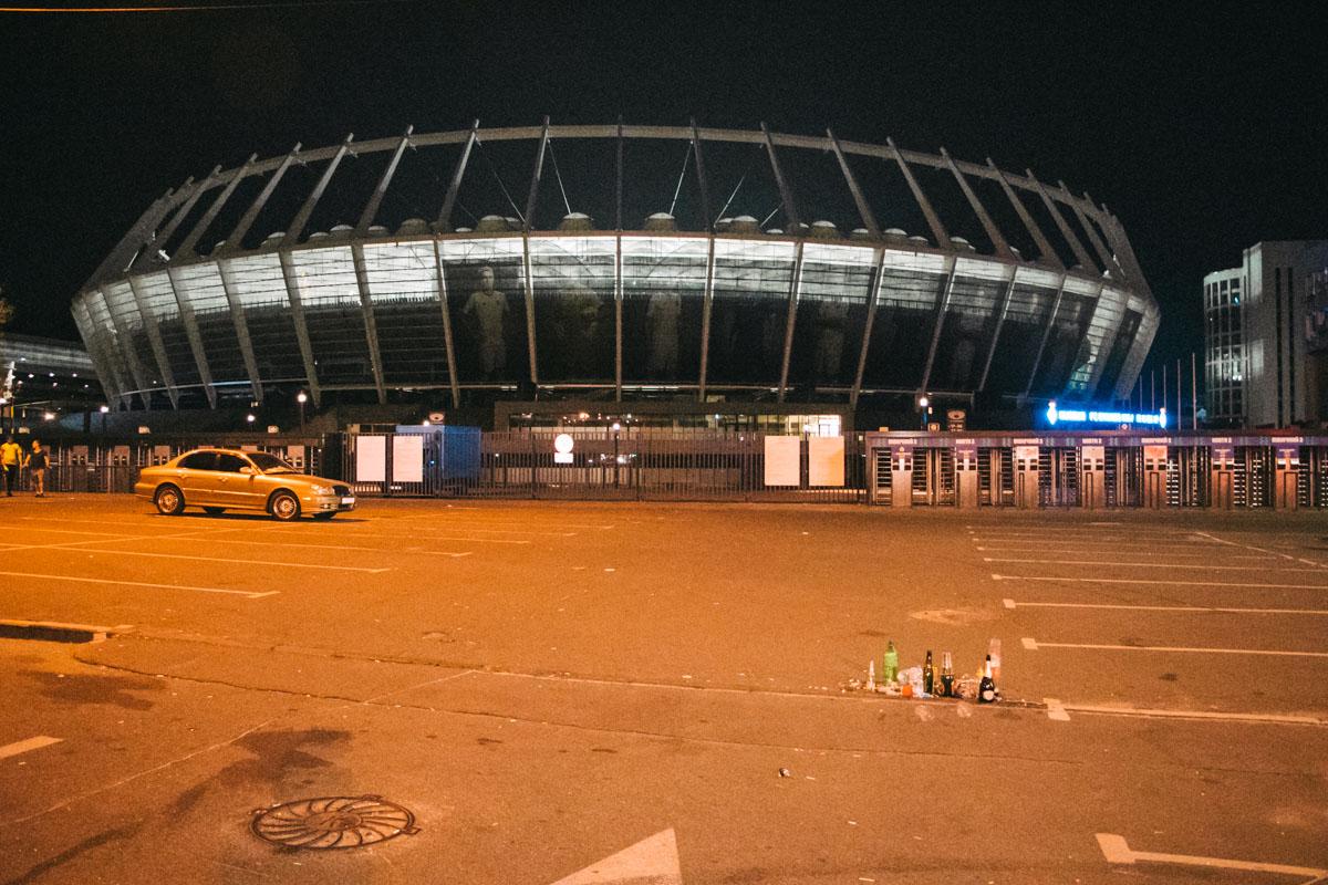 Накануне в Киеве прошел концерт Ready.Steady.Favorit