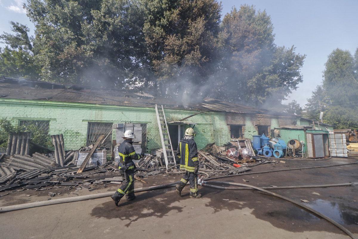 К счастью, возгорание удалось ликвидировать и никто не пострадал