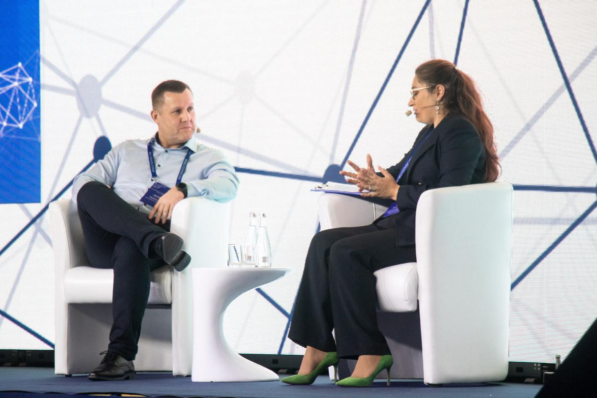 На Visa Cashless Forum глава ПриватБанка рассказал о безналичной оплате будущего
