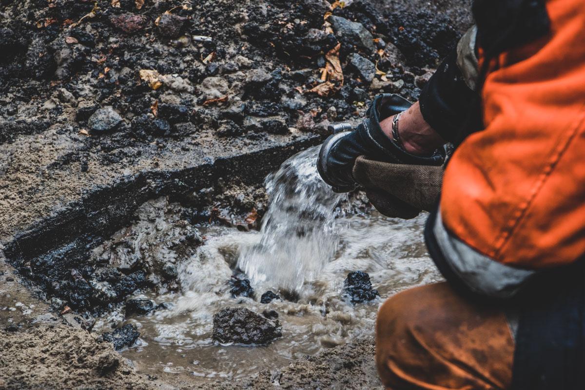В данный момент рабочие продолжают работу над устранением неполадок