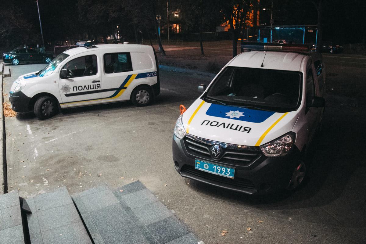 В пятницу, 13 сентября, в Киеве на Березняках произошло ограбление