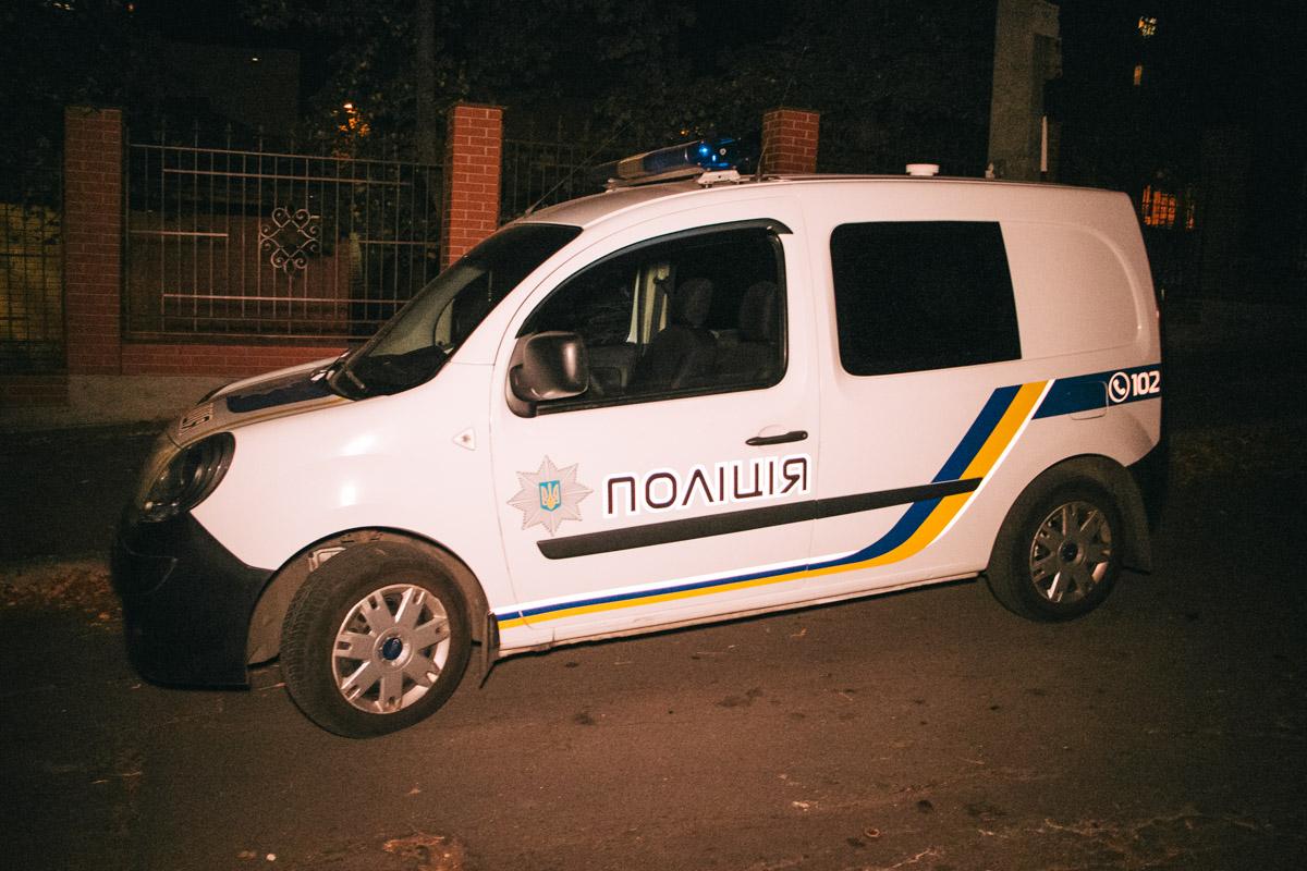 В Киеве на улице Кирилло-Мефодиевской, 7 произошел трагический инцидент