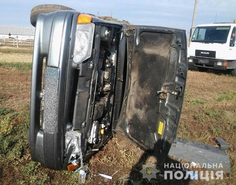 Под Киевом подростки угнали три автомобиля