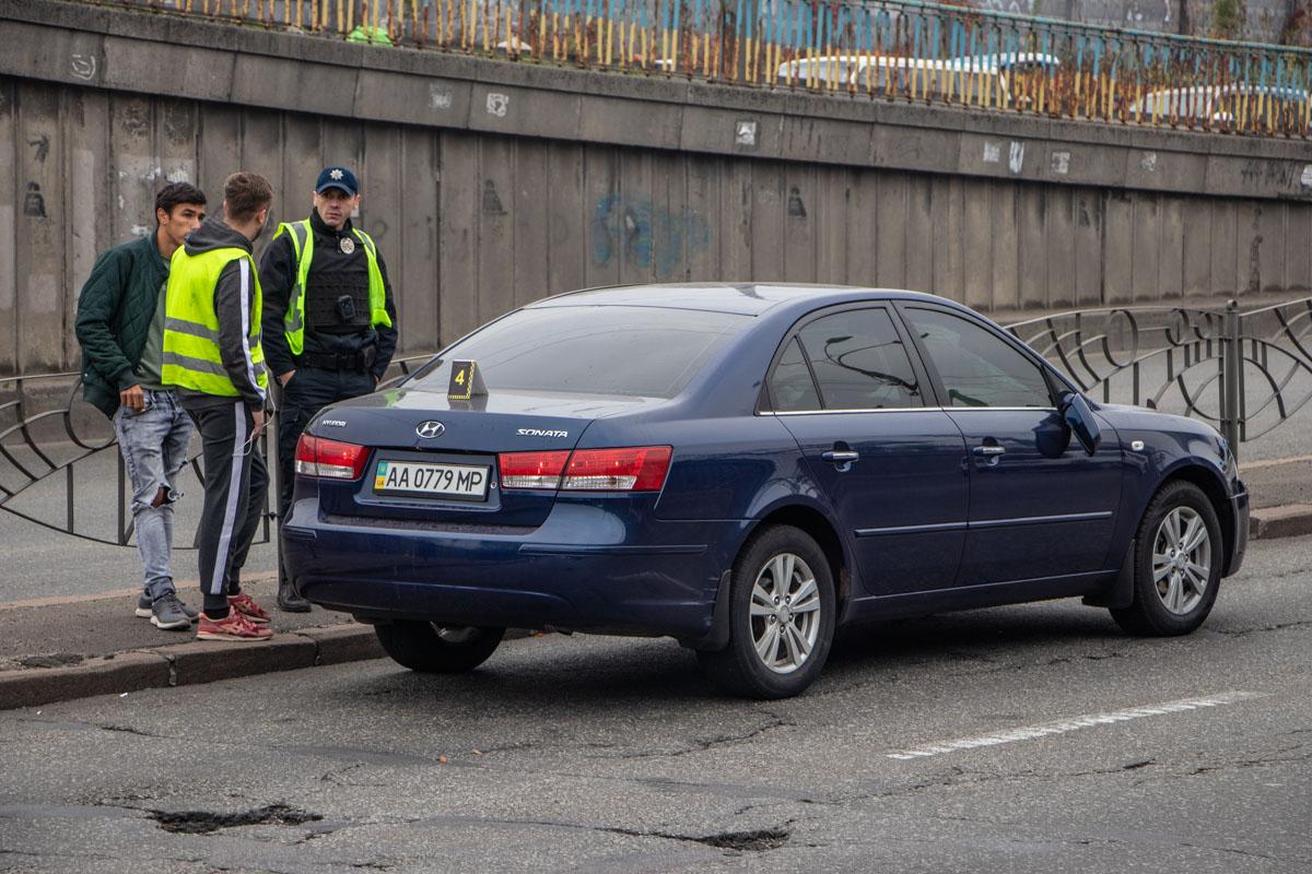 Свидетели говорят, что пешеход спешила на рынок