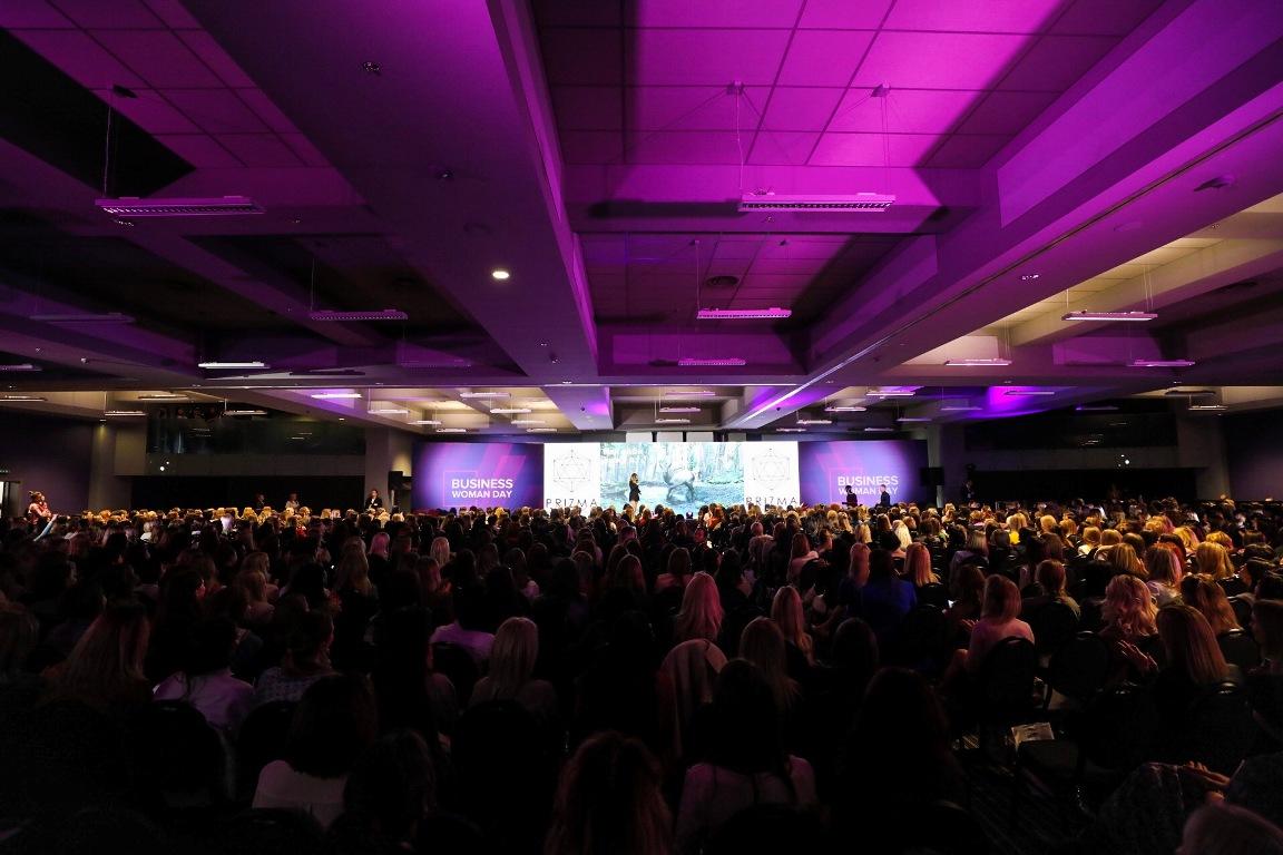 Мероприятие посетили полторы тысячи участников, 95 % из которых составили женщины с разных уголков страны.