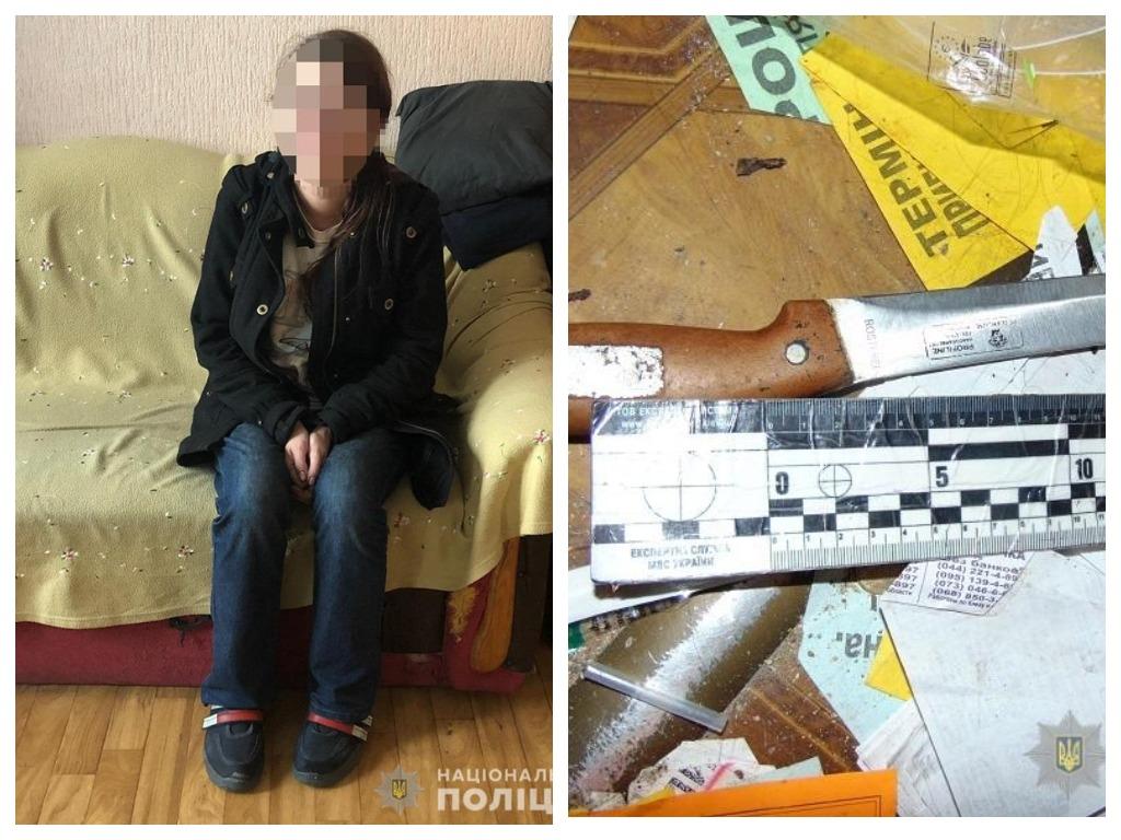 Женщина защищалась от агрессивного мужа и воткнула ему нож в грудь
