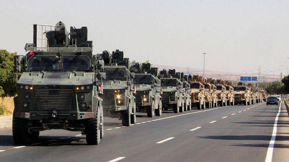 Наступлении Турции обернулось для нее обстрелами и погибшими