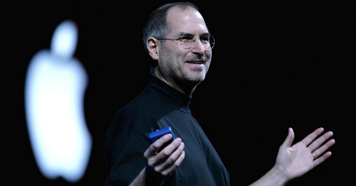 Стив Джобс - человек и бренд
