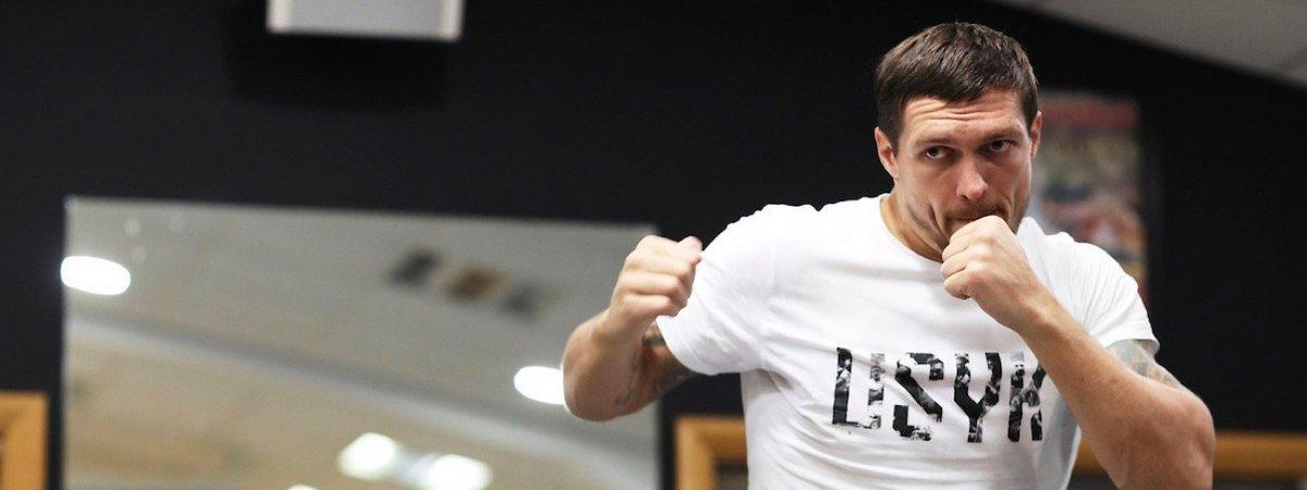 Усику нашли нового соперника, но он жаждет пояс WBC