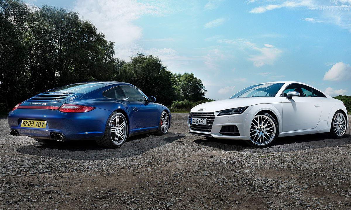 Audi и Porsche будут создавать свою линейку электрокаров