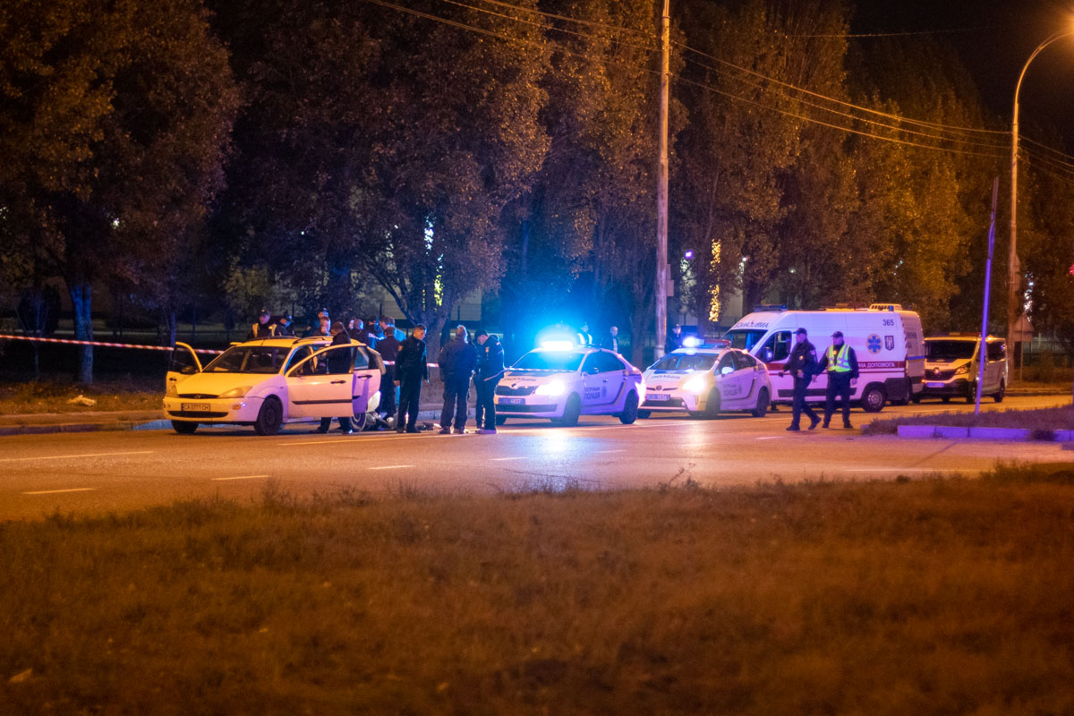 В машине нашли оружие и взрывчатку