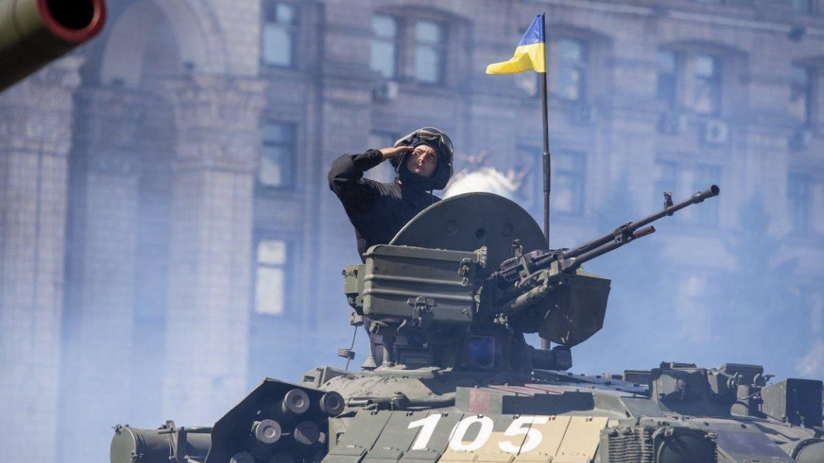 Ветераны АТО сегодня проведут вцентре украинской столицы марш под названием «Нет капитуляции»