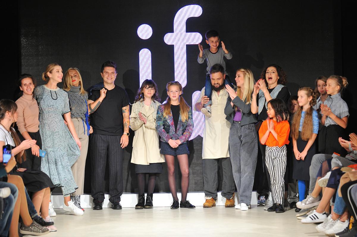 В столице стартовала неделя детской моды - Junior Fashion Week