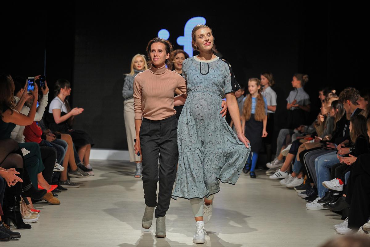 Отметим, что Junior Fashion Week проходит в Киеве уже третий раз