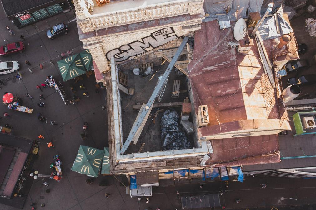 Стоит отметить, что мэр Киева Виталий Кличко заявил, что дом на улице Софиевской, 1/2 не является памятником архитектуры