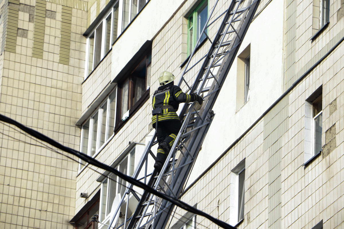 В среду, 23 октября, по адресу улица Бестужева, 36 начался пожар