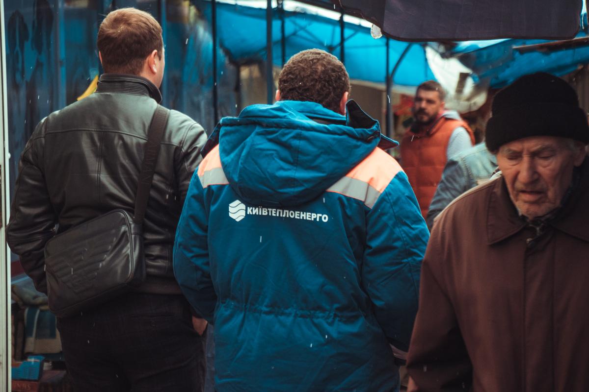 Слаженная работа команды КП «Киевтеплоэнерго» позволила уменьшить тепловые потери в сетях на 2%
