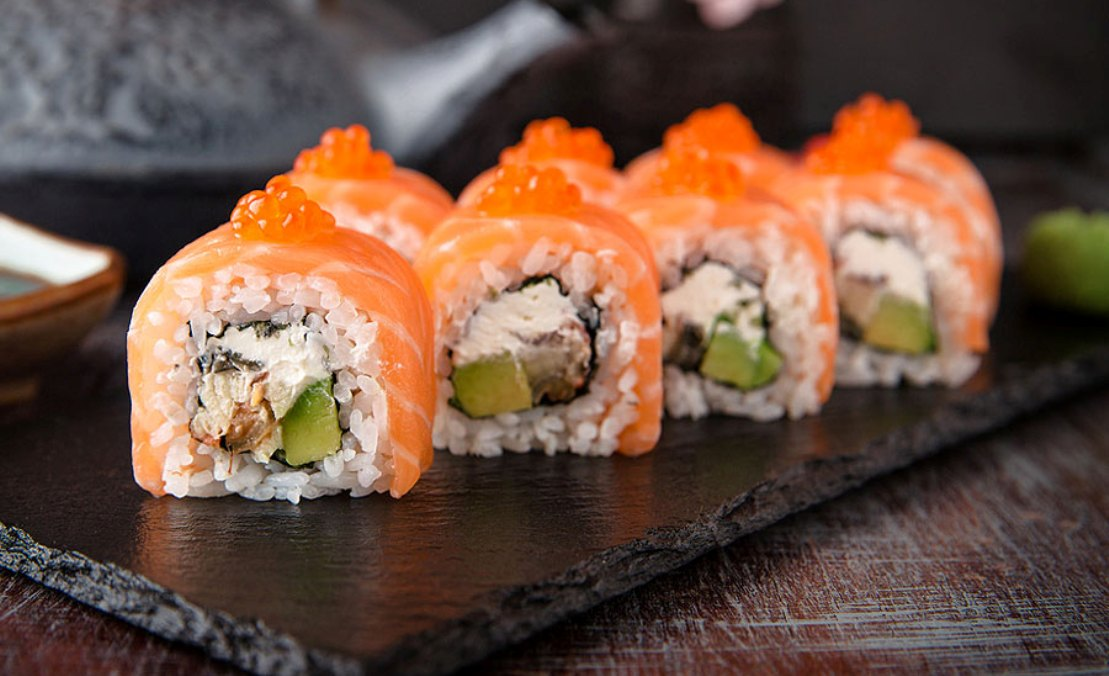 Где в Киеве заказать суши и роллы: ТОП сервисов доставки | Информатор Киев