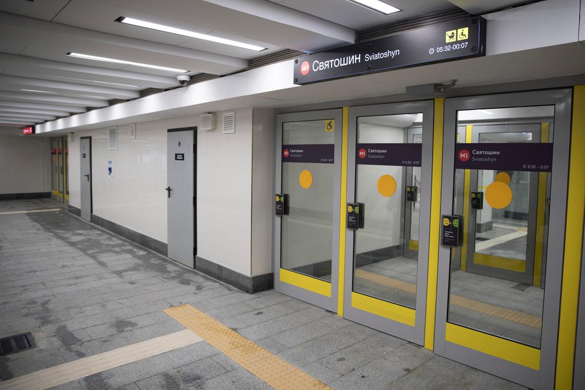 Долгий ремонт станции метро