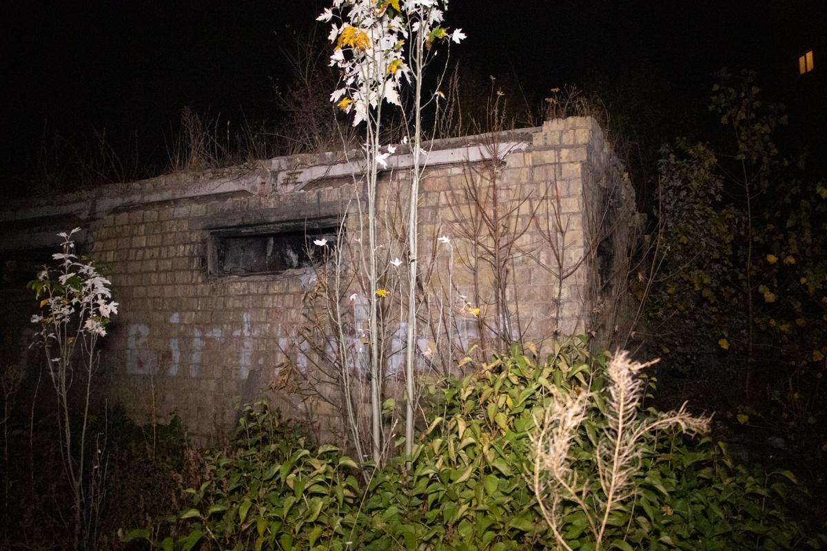 """Тело находилось в помещении заброшенного туалета, на территории стадиона """"Восход"""""""