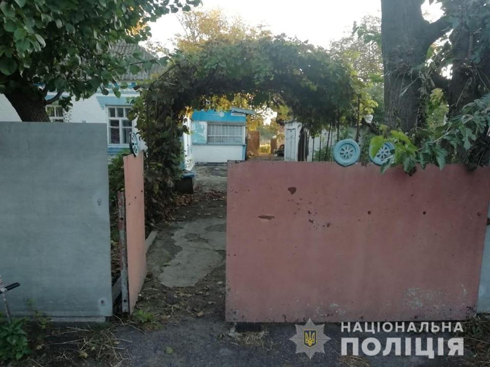 В Белоцерковском районе мужчина забил жену палкой для инвалидов