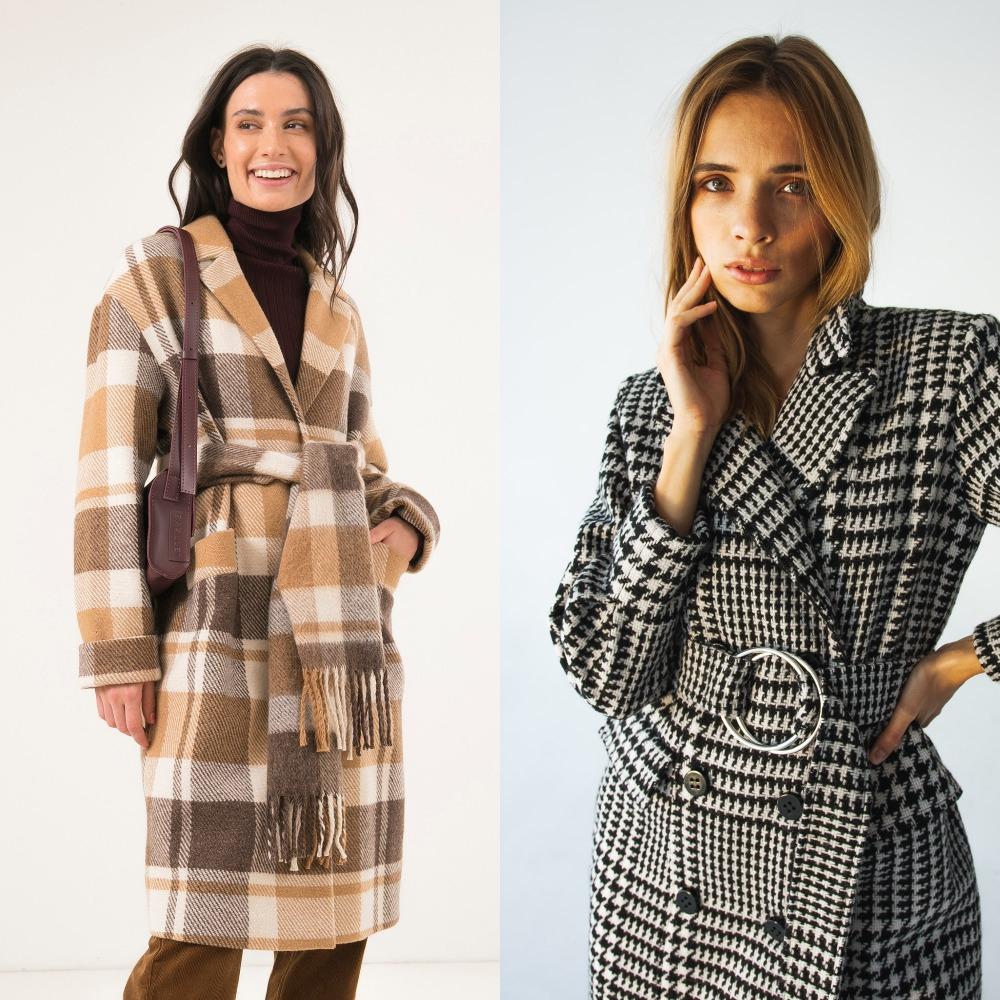 Пора бы уже купить себе самое красивое пальто :)