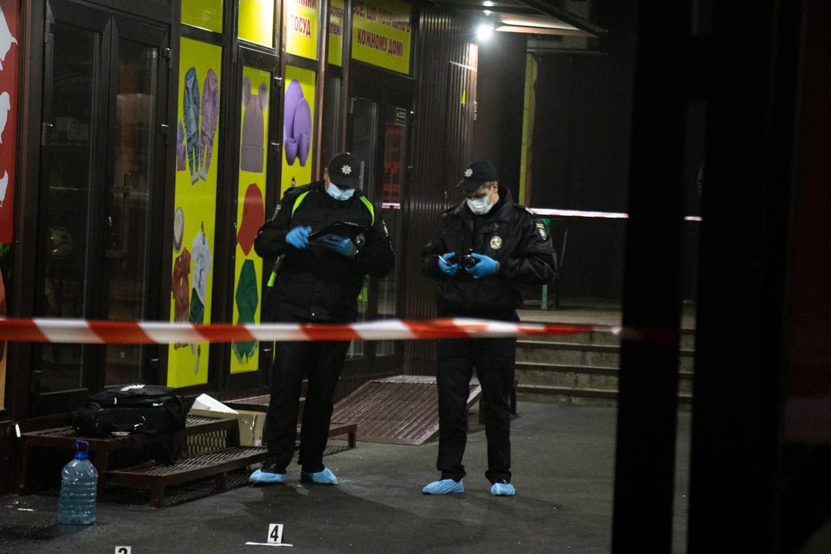 В ночь на 25 октября в Киеве по адресу улица Теодора Драйзера, 8 прогремел взрыв
