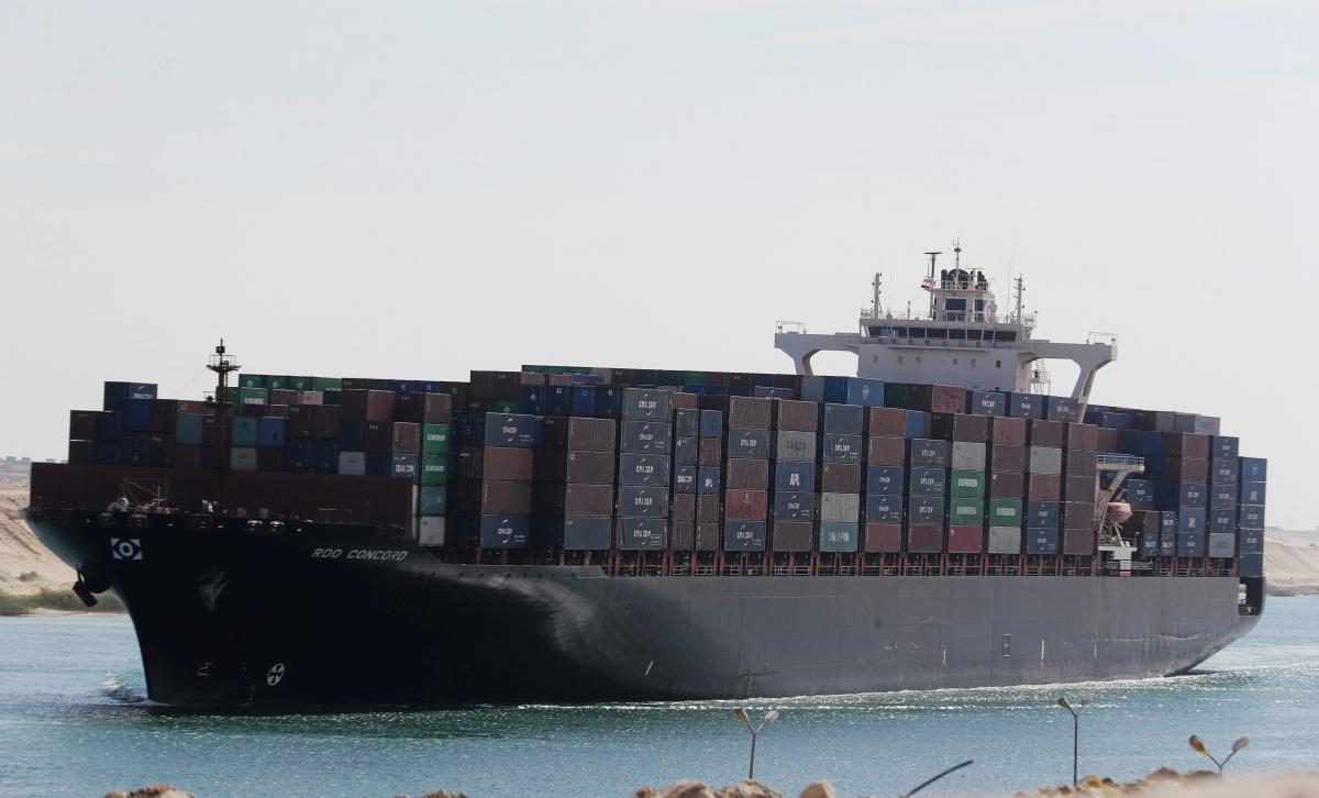 В Малайзии задержали судно с украинцами