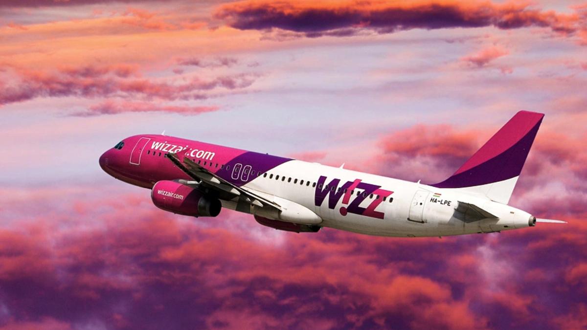 Клиенты Wizz Air могут получить средства на личный счет пассажира и в дальнейшем купить тикеты на новые направления