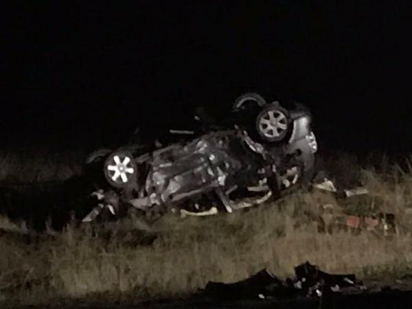 Под Киевом в селе Здвижевка Бородянского района произошла смертельна авария