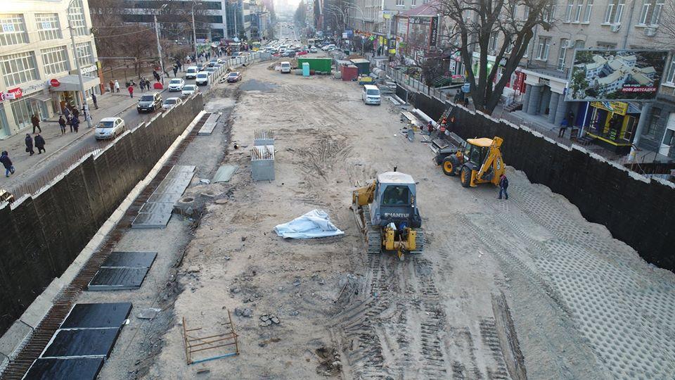 Строительство закончится еще нескоро