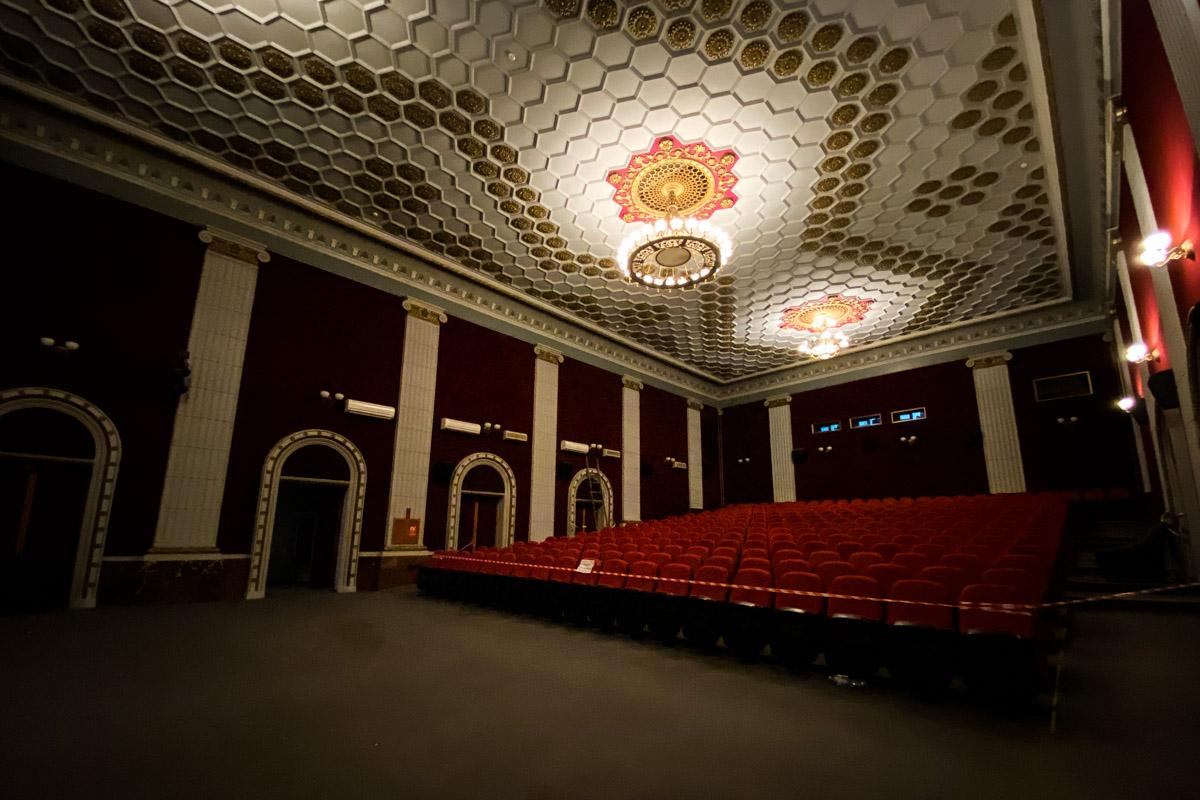 Синема Сити предложили реставрировать кинотеатр за свой счет