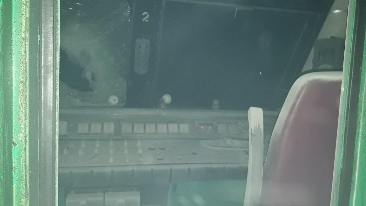 Загорелся локомотив пассажирского поезда Киев-Ковель