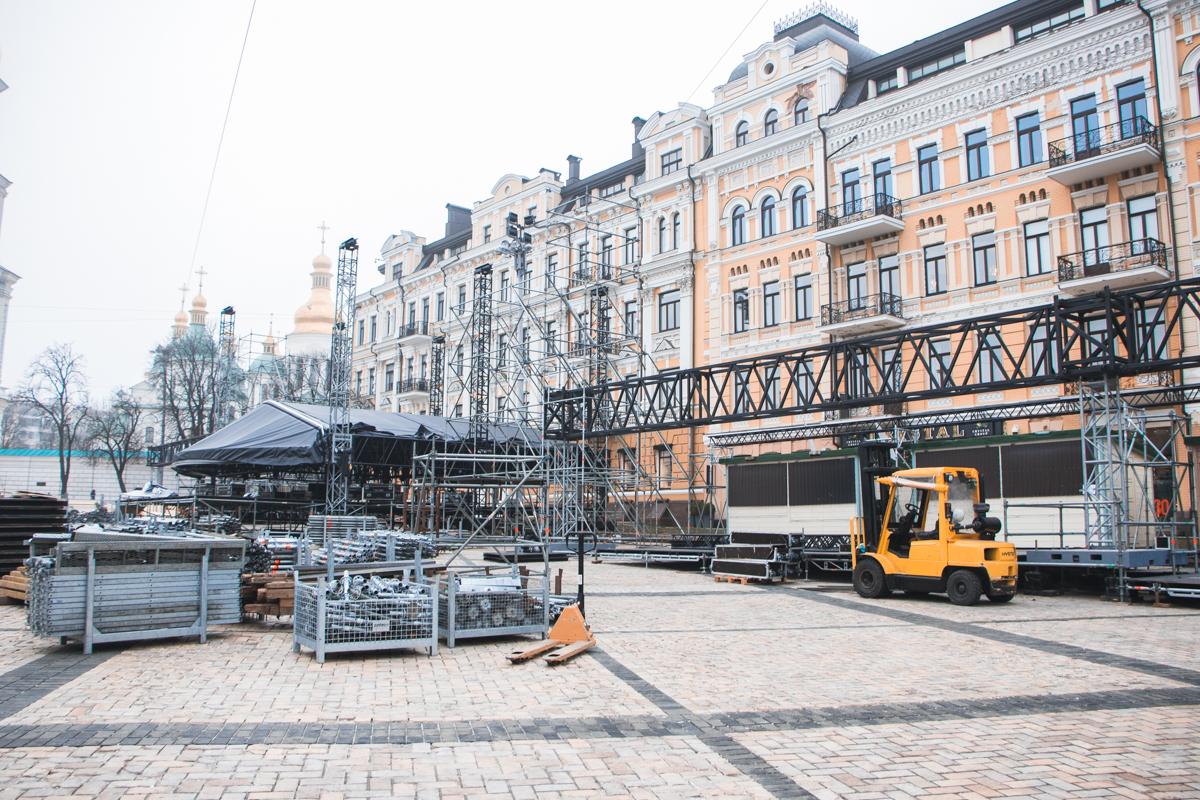 Жители Киева уже могут начать ликовать и радоваться праздникам