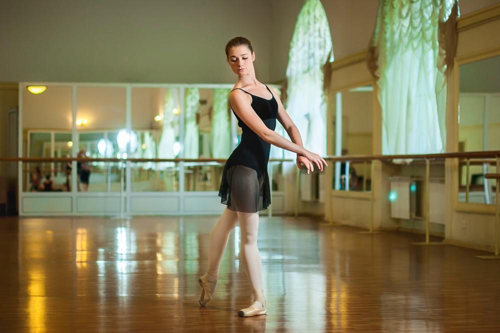 Занятия балетом могут придать тонус на всю неделю