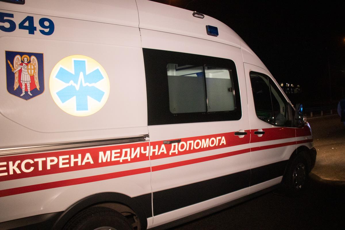 Их даже разыскивали в карете скорой помощи, которая уехала, оказав помощь пострадавшим, которые от госпитализации отказались