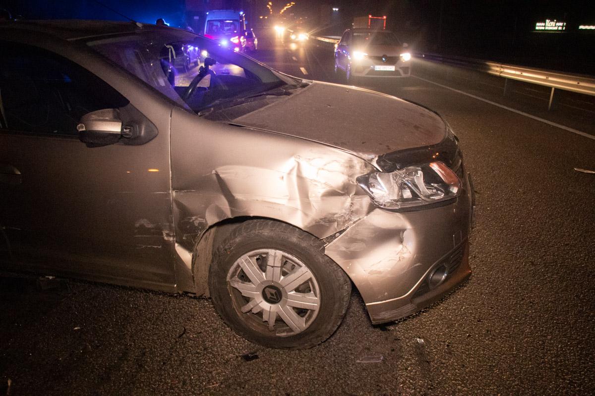 Инциденты случились в промежутке с 01:30 до 02:00
